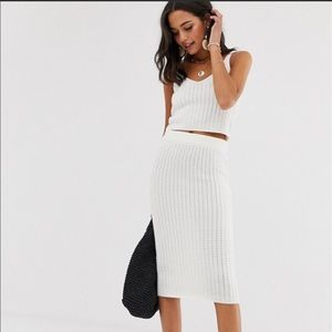 ASOS TWO PIECE KNITTED SET